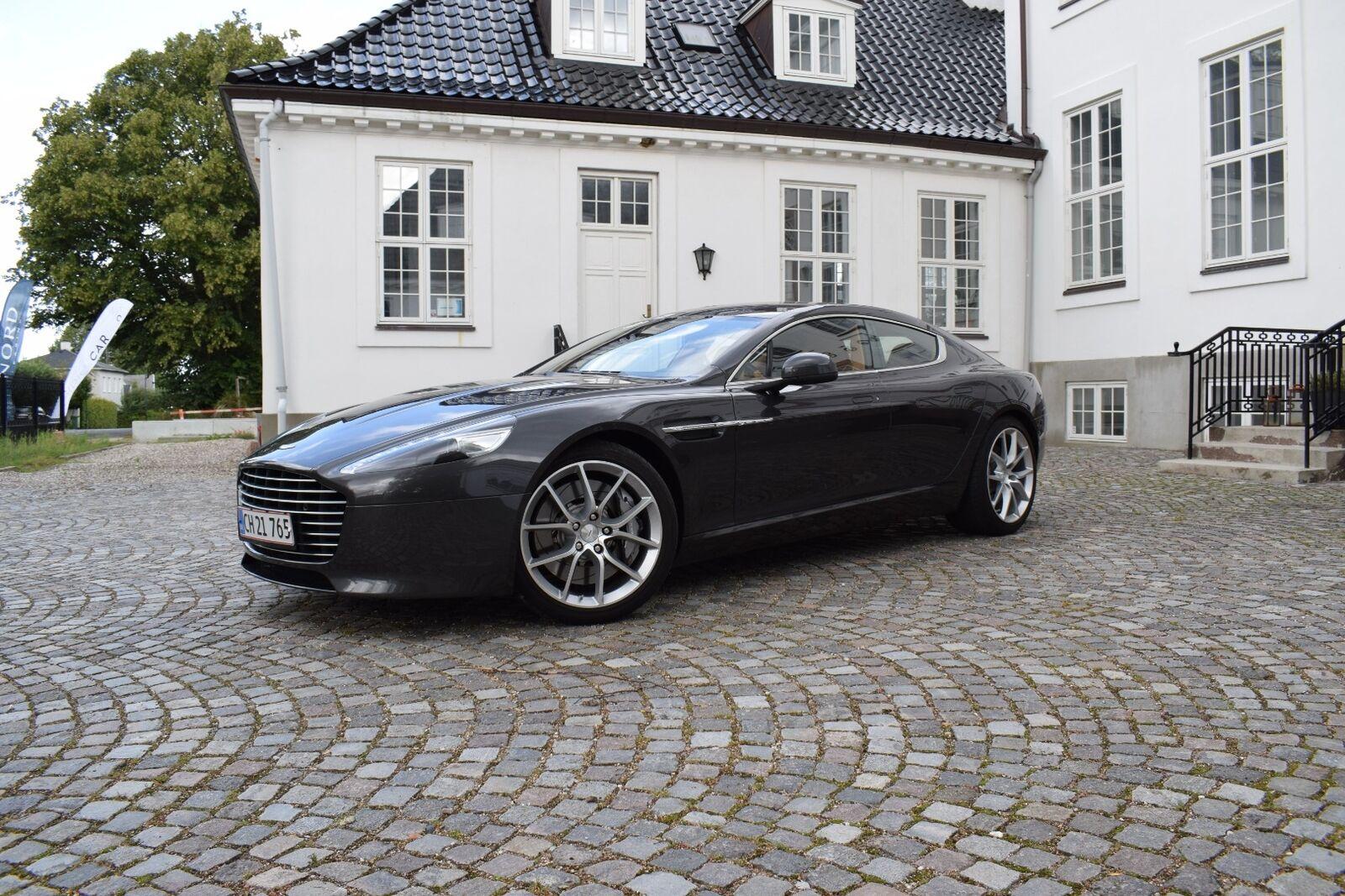 Aston Martin Rapide S 6,0 aut. 4d