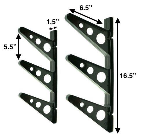 Hockey Stick Rack3 Tier Wall StorageStoreYourBoardNEW