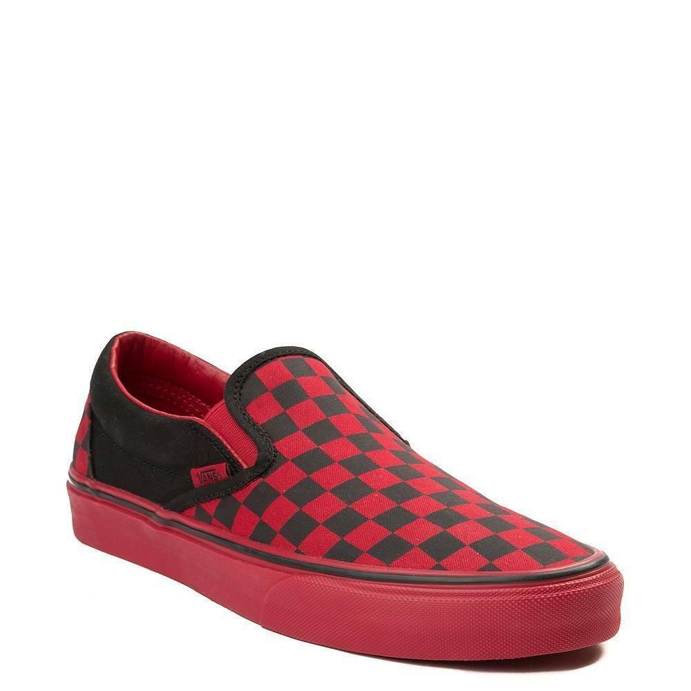Vans Slip On Chex shoes da Pattinaggio