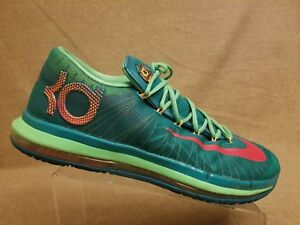 cheap for discount e949c d6b34 Image is loading Nike-Elite-Hero-KD-Kevin-Durant-Turbo-Green-
