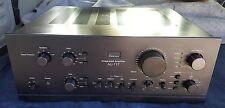 Vintage Sansui AU-717 Stereo Integreated Amplifier Amp Works!