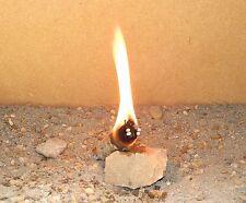 5 X Outdoor Survival Emergency Fire Starter Long Last Match - Burn Time 22-25min