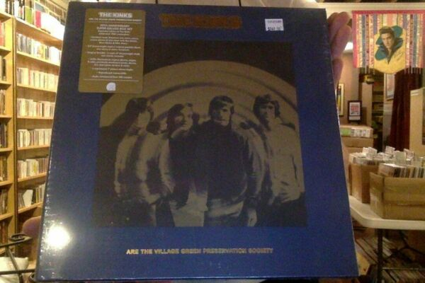 The Kinks Are Village Green Preservation Society Deluxe