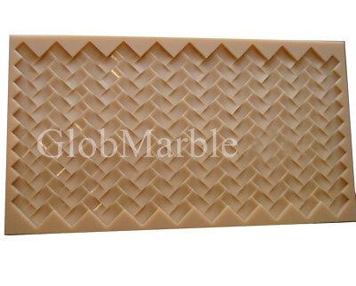 """Concrete Mold Kit Lions Head Mold Plus 10pcs 6""""x12"""" Tumbled Stone"""