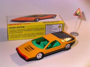 Alfa-romeo-Carabo-Bertone-ref-1426-au-1-43-de-dinky-toys-atlas