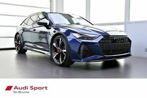 2021 Audi RS6 CARBONE OPTICS + RS DESIGN + ULTRA RARE