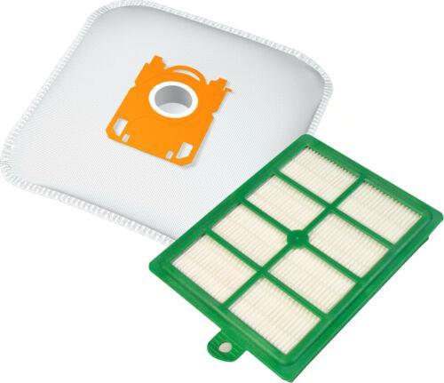 1 HEPA Filter für Philips Performer FC 9150 bis 9189 10 Staubsaugerbeutel