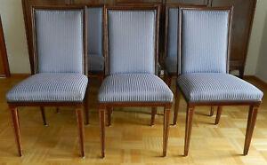 Esszimmer Mobel Englisch Edwardian 6 Stuhle Stilmobel Ebay