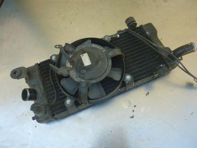Radiator  U0026 Fan Vlx600 Vlx 600 C Shadow Honda  Ee15
