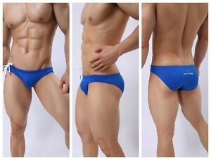 BRAND-NEW-men-039-s-Swimwear-briefs-swimming-trunks-size-S-M-L-XL