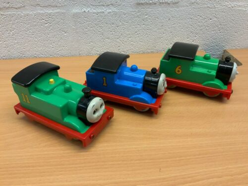 THOMAS AND FRIENDS MY FIRST THOMAS MATTEL DRIVE AWAY PARLANT MOTEURS Bundle Lot