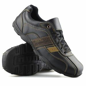Mens-Casual-Memory-Foam-Walking-Hiking-Moccasin-Driving-Boat-Trainers-Shoes-Size