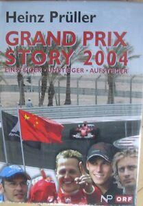 * GRAND PRIX STORY 2004  Heinz Prüller - SONDERAKTION *
