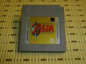 Zelda Link's Awakening GameBoy und Color und Advance