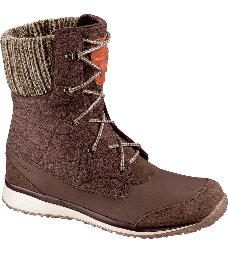 Botas de invierno salomon Hime mid, tamaños diferentes, PARTNO. 369004
