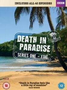 Neuf-Death-IN-Paradise-Serie-1-Pour-5-DVD