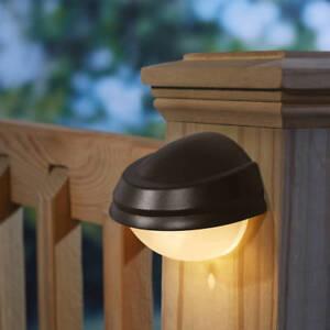 Better Homes And Gardens 1 Piece Quickfit Led Deck Light