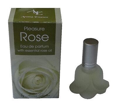 Pleasure Rose Eau De Parfum With Essential Rose Oil, 12 mL Women Perfume