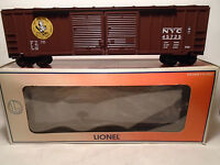 Lionel 17263 Nyc Double-door Boxcar In Faded Box