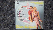 Marika Kilius & Hans-Jürgen Bäumler - Honeymoon in St. Tropez 7'' Single
