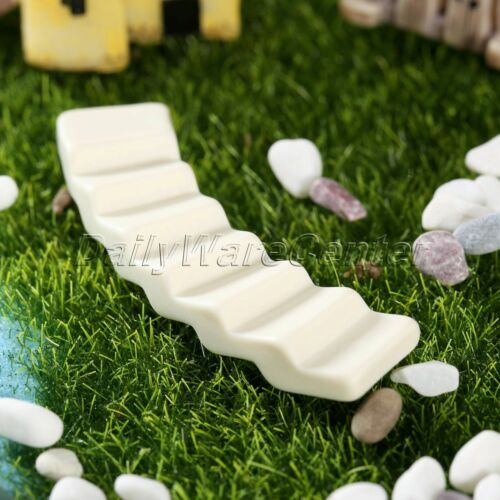 DIY Miniature Bridge Stair Fairy Garden Dollhouse Ornament Plant Pot Craft Décor