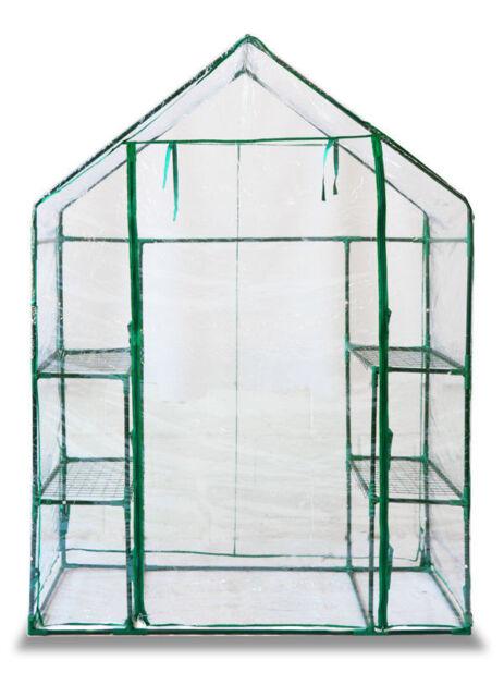 Ricambio Cover solo per Passeggio in Serra PVC Trasparente Giardino Crescere