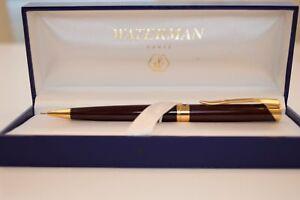 Waterman-L-039-etalon-mechanical-Pencil-Burgundy