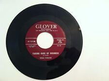 RARE- TITUS TURNER - TAKING CARE OF BUSINESS - 45 RPM - (ORIGINAL)  VG / VG+