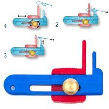 STONFO pesca della carpa tackle accessorio regolabile calibrato Loop Tread 5mm - 25mm