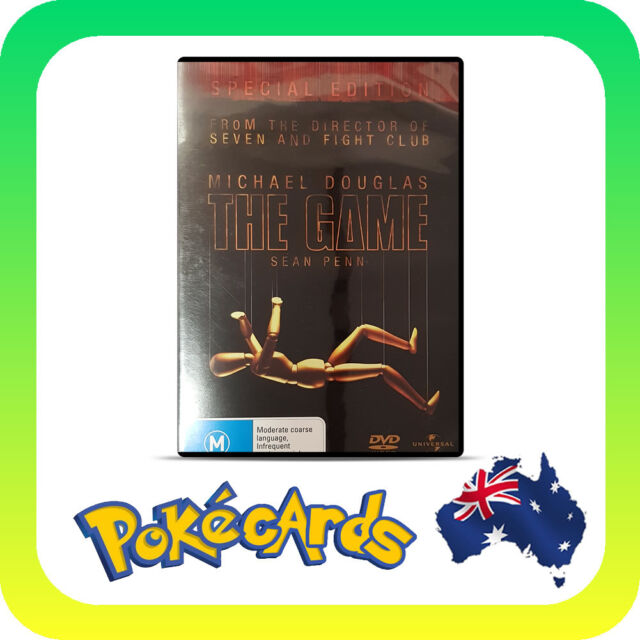 The Game (DVD, 2007)