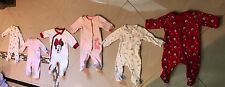 Baby Girl Size New Born to 2 months Mix & Match Clothes Lot!