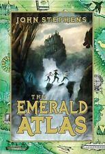Books of Beginning: The Emerald Atlas by John Stephens (Paperback)