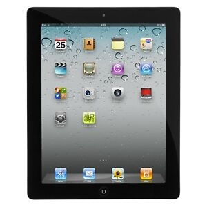 "Apple iPad 2 16 Go Wi-Fi Tablette 9.7"" - Noir"