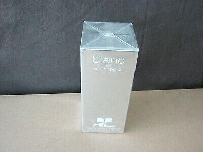 EAU DE PARFUM BLANC DE COURREGES 90ML | eBay