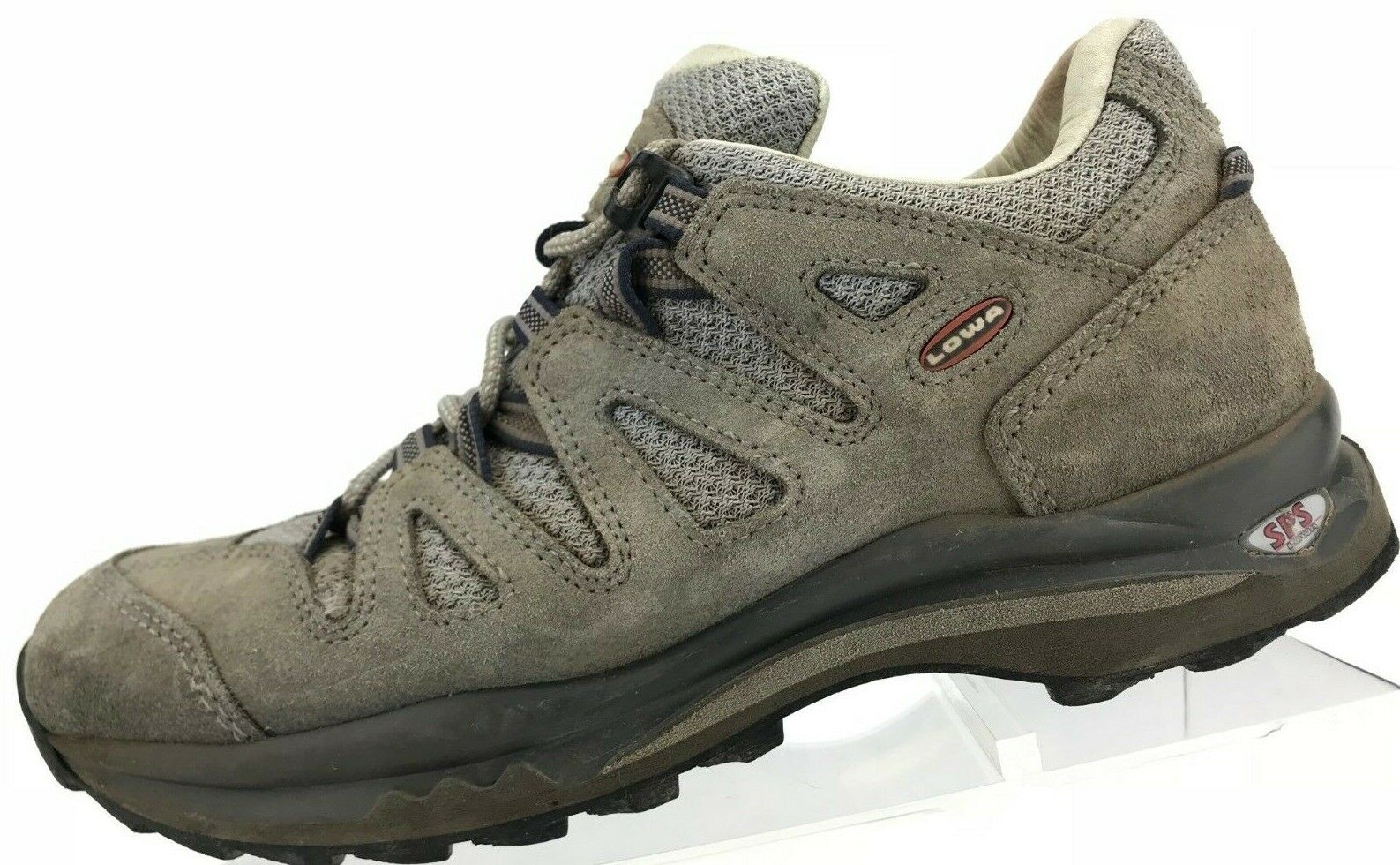 Lowa Hiking shoes SPS Climate Control Sys. All Terrain shoes  Womens 7 Brwn