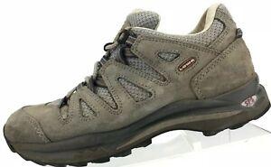 autorisierte Website große Auswahl Sonderverkäufe Details about Lowa Hiking Shoes SPS Climate Control All Terrain Shoes Italy  Womens 7 Brown