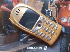TELEFONO  SONY  ERICSSON T68m T68 GIALLO  NUOVO