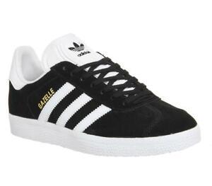 adidas Gazelle Junior Core Black