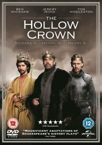 The-Hollow-Crown-Completo-Mini-Serie-DVD-Nuovo-DVD-8308300