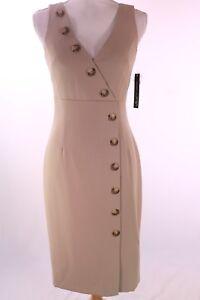 Antonio-Melani-Women-039-s-Natural-Alexandra-Dress-Size-2-8-NWT