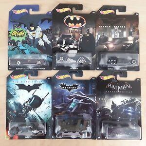 Hot-Wheels-Batman-2014-DFK69-elige-tu-coche-modelo-1-64-totalmente-nuevo-en-tarjeta