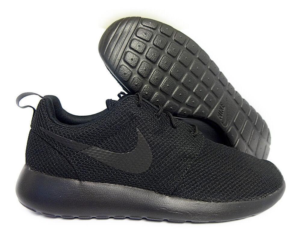 511881-026 Nike Roshe One (Black   Black) Men Sneakers