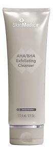 SkinMedica-AHA-BHA-Exfoliating-Cleanser-6-oz-Sealed-Fresh