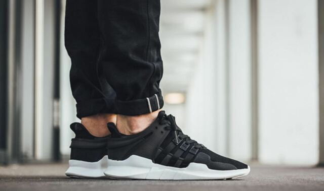 promo code 5558d 55bb3 adidas Originals EQT Support ADV Shoes Size US 12 By9587