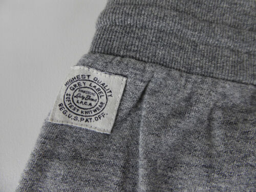 Lucky Brand Grey Label Soft 410 Fit Athletic Joggers Fleece Sweatpant NWT Marled