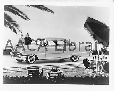 Ref. #30305 1956 Cadillac Series 62 Two Door Hardtop Factory Photo