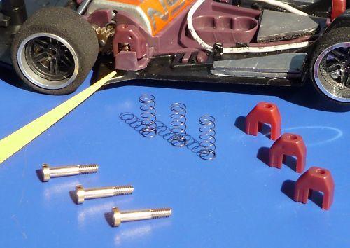 NSR Fahrwerk Dämpfung für Porsche 997 usw 801229