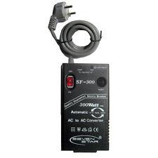 300W Automatic Transformer Adapter Plug Converter Watt Volt 110v/220v 220v/110v
