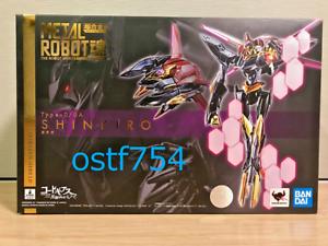 METAL ROBOT SPIRITS CODE GEASS SIDE KMF Type-0//0A SHINKIRO Figure w//Tracking NEW