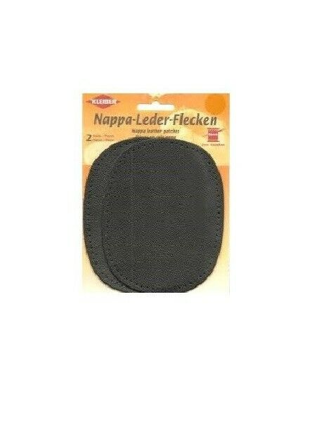 NAPPA LEATHER SEW ON PATCHES by KLEIBER SUITABLE FOR KNEES ELBOWS~SUPERFAST POST